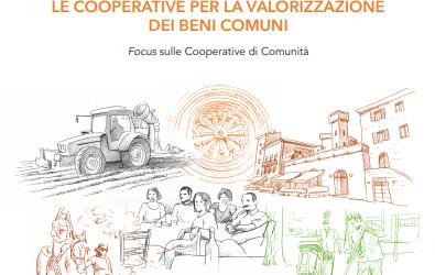 """On line il vademecum """"Le Cooperative per la valorizzazione dei beni comuni"""""""