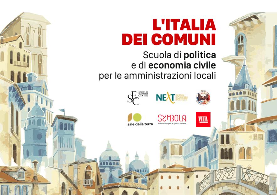 Parte l'Italia dei Comuni: la scuola di politica e di economia civile per le amministrazioni locali