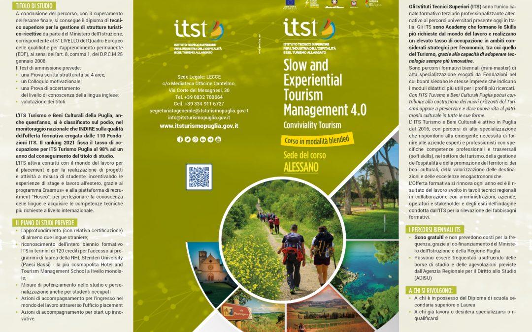 Slow and Experiential Tourism Management 4.0 – Conviviality Tourism